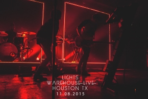 Photo Gallery: LIGHTS at Warehouse Live 11/08/15